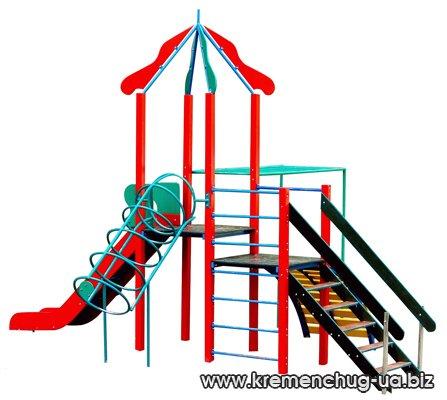 Игровые комплексы и детские площадки от ООО Альмида