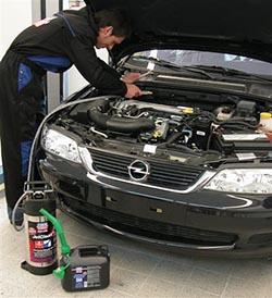 Автосервис СТО - Чистка инжекторов, замена масла в Кременчуге