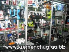 Магазин компьютерной техники Терабит Кременчуг