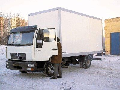 ЧП Кравченко - Автоперевозки по Кременчугу и Украине