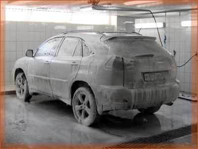 Услуги автомойки в Кременчуге