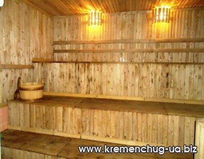 Баня «Парная на сене» в Онуфриевке (пригород Кременчуга)