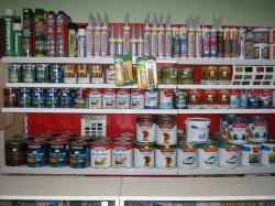 Магазин стройматериалов «Альянс» в Кременчуге