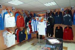 Фирменный магазин JOMA - спортивные товары в Кременчуге