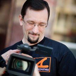 Профессиональный видеооператор Сергей Степаненко