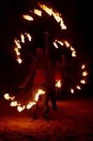 Театр огня «Дикий Огонь» - огненно-пиротехнические шоу в Кременчуге