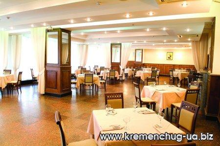 Ресторан «Европейский» в Кременчуге